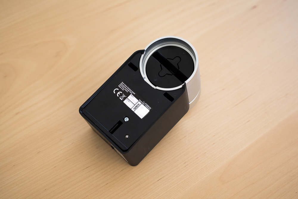 Rückseite des Nuki Smart Lock 2.0