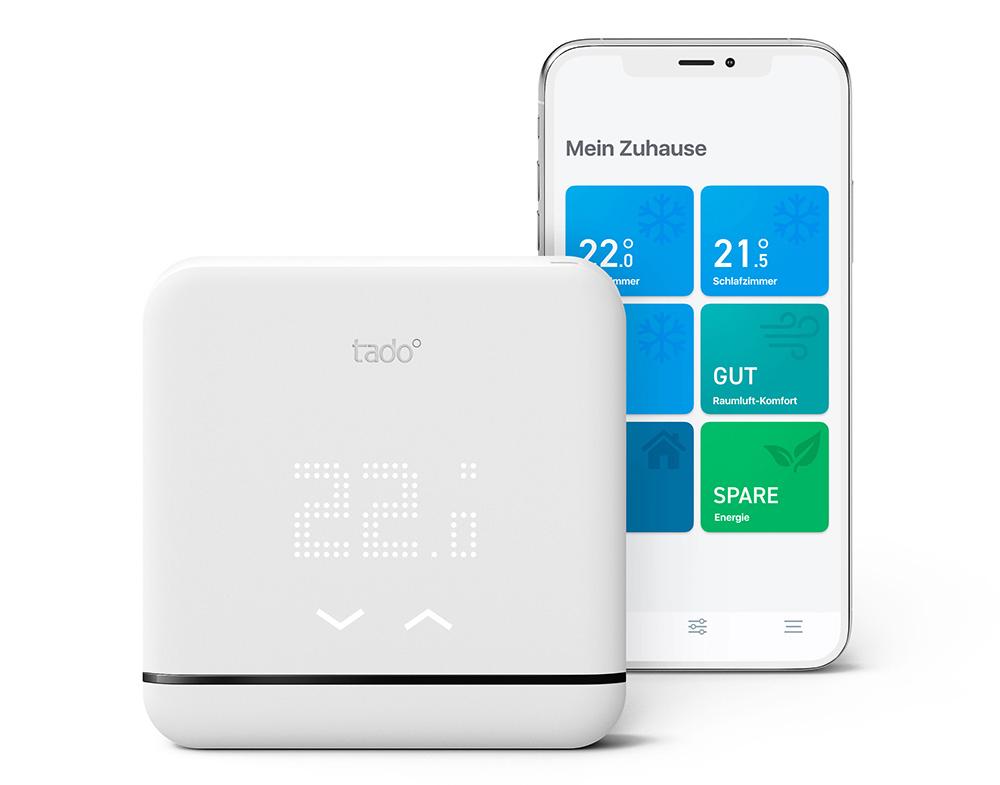 Klimaanlagen-Steuerung für Apple HomeKit