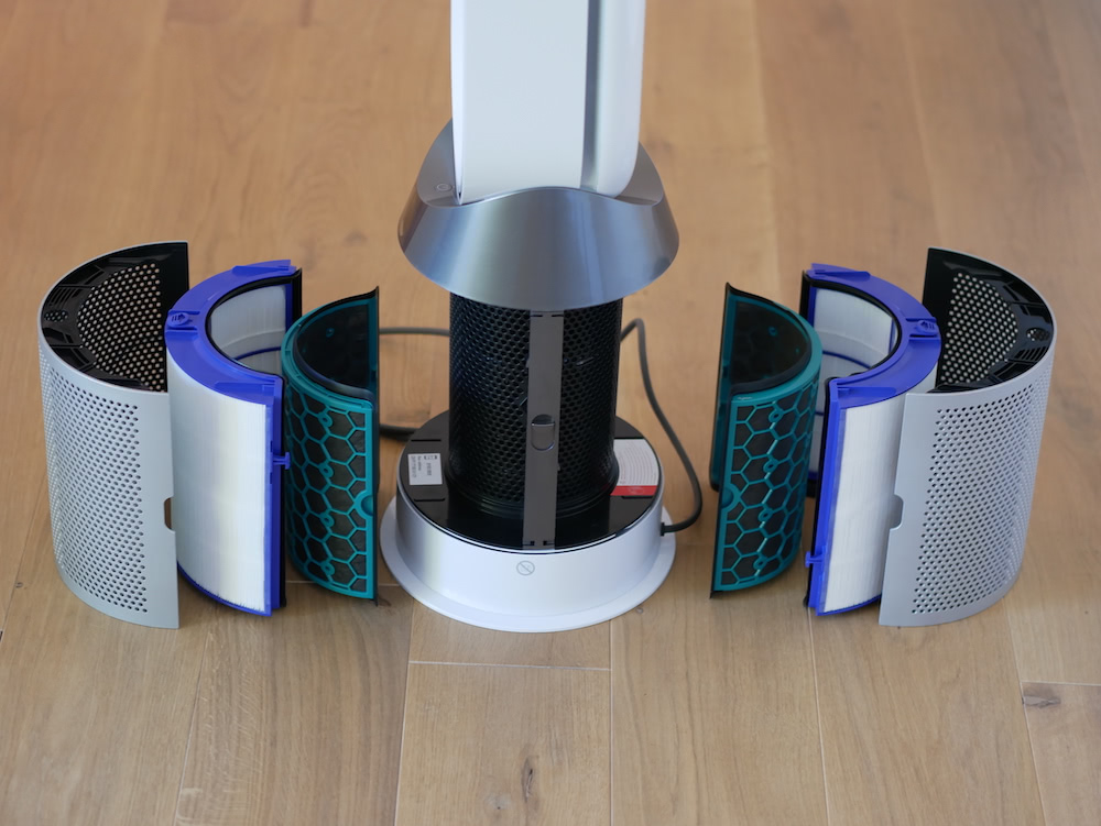 Dyson Pure Hot+Cool: Filter