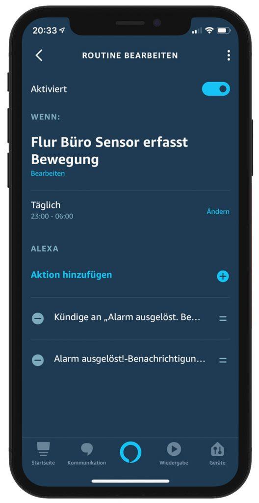 Anleitung: Mit Alexa und Philips Hue Bewegungsmeldern ein einfaches Alarmsystem einrichten