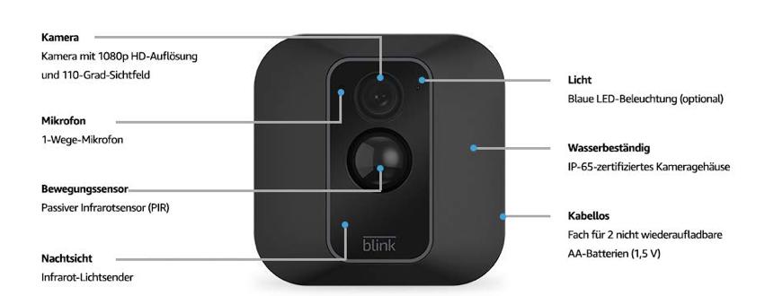 Blink XT2 Überwachungskamera