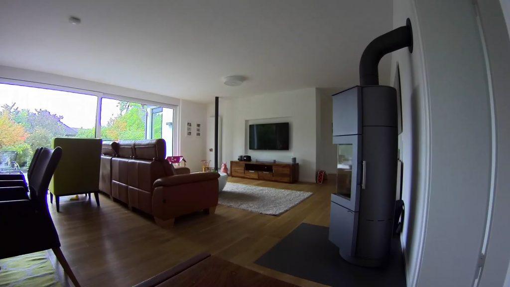 Testbild Bosch Smart Home 360° Innenkamera