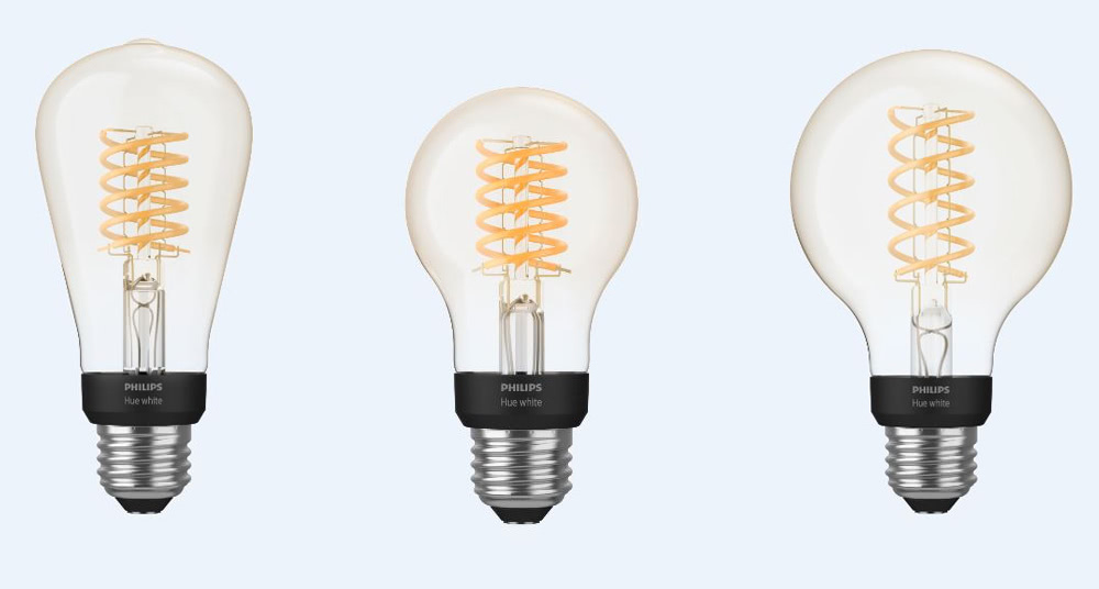 Philips Hue Filament-Lampen
