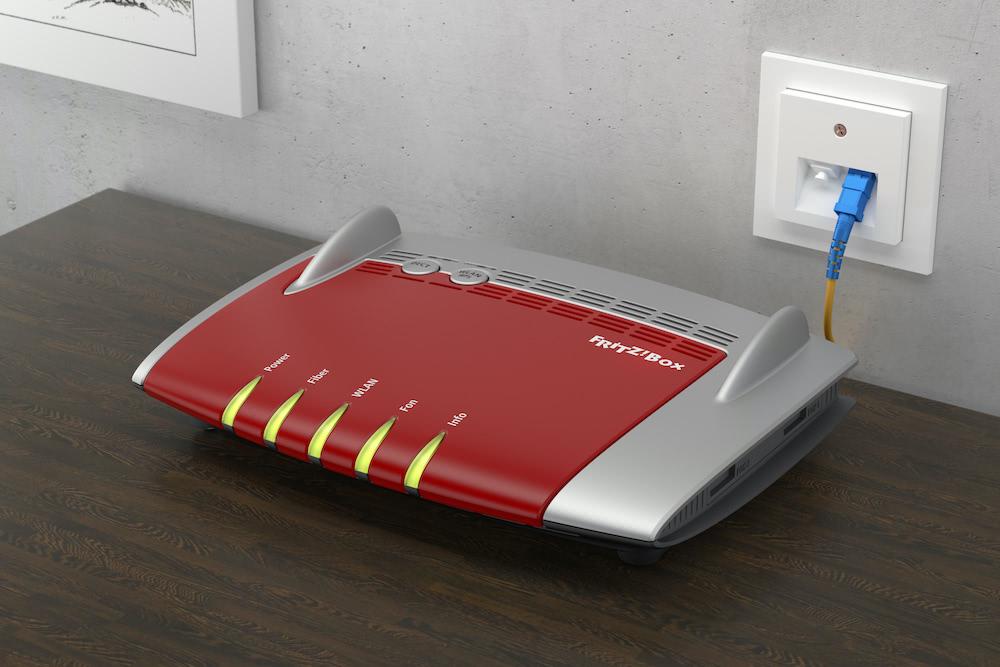 AVM Fritzbox als Smart Home Hub