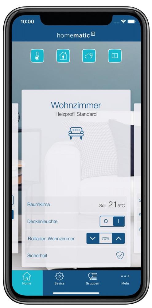 Homematic IP App-Update