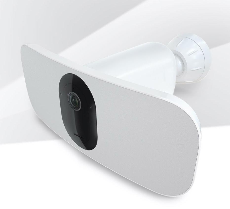 Arlo Pro 3 Überwachungskamera mit Flutlicht