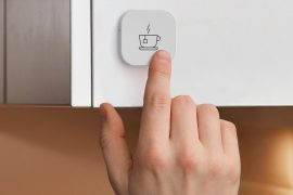 Smart Home Schalter von Ikea