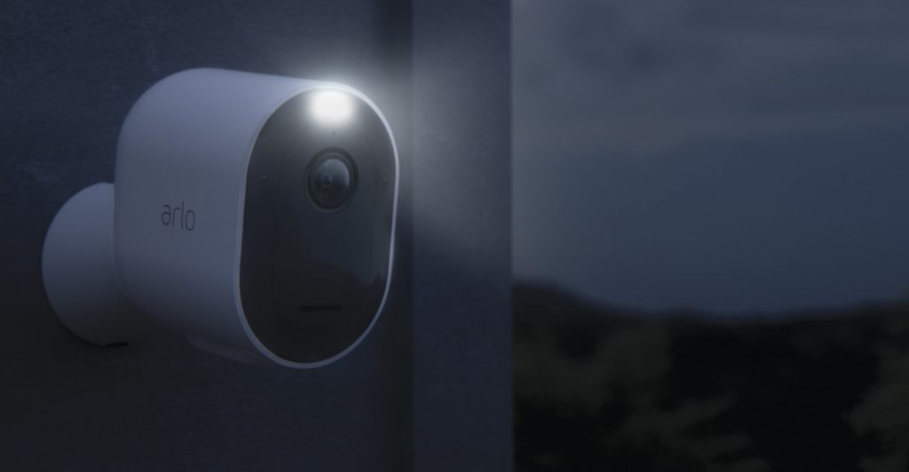 Arlo Pro 3 Apple HomeKit