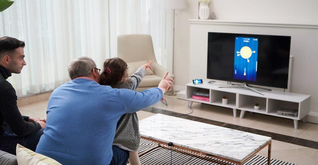Smart Home Touchscreen