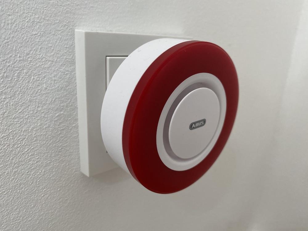 Z-Wave Innensirene für Homee