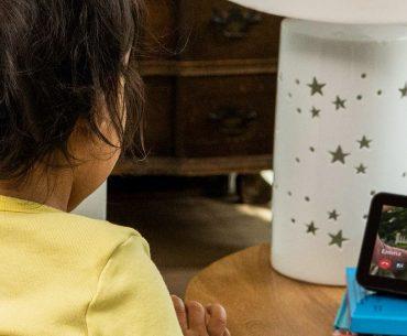 Amazon Echo Show für Videotelefonate