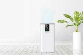 Luftreiniger mit Alexa und HomeKit
