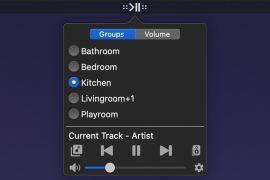 Sonos mit Mac steuern