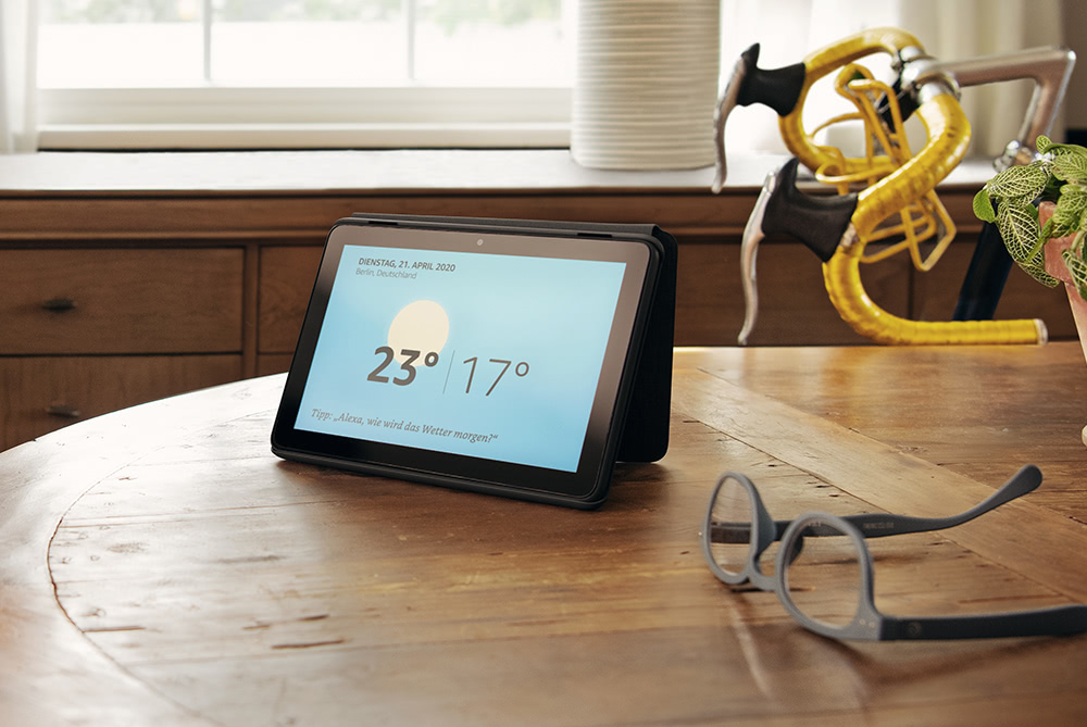 Fire Tablet Alexa Hands-free