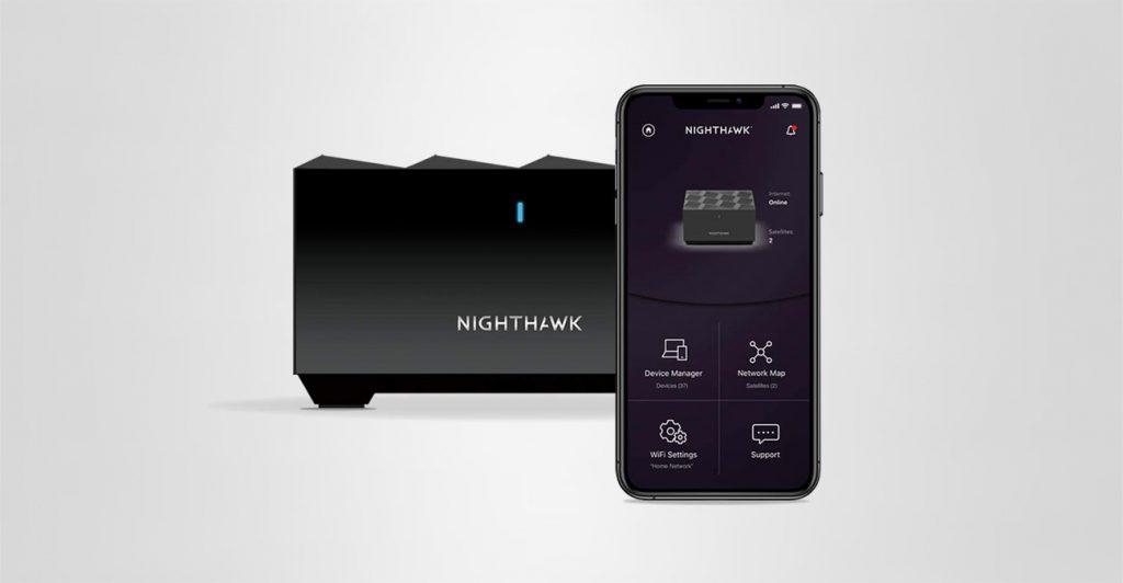 Nighthawk Mesh WiFi 6