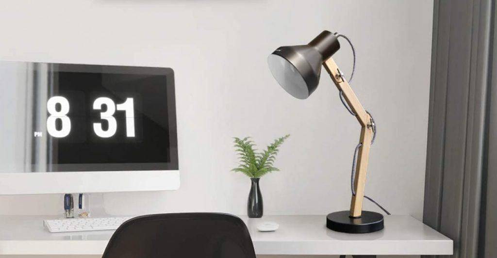 Günstige Schreibtischlampe E27 Philips Hue