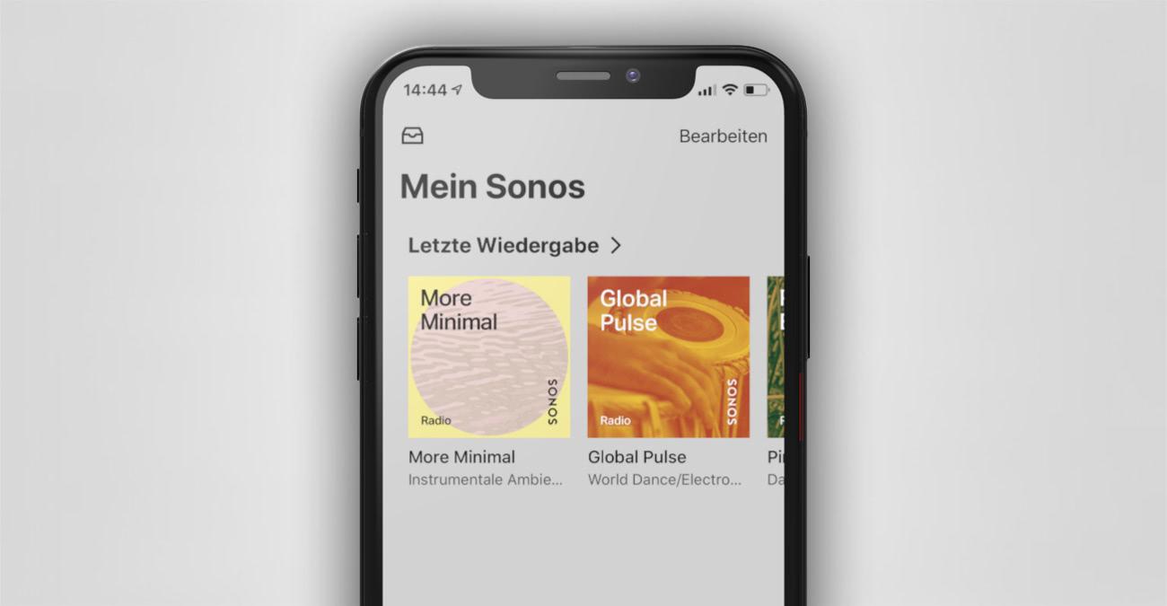 Sonos Neue Produkte