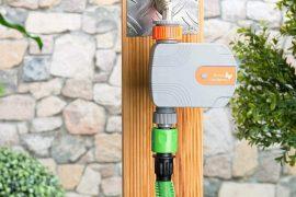 Bewässerungscomputer mit App-Steuerung