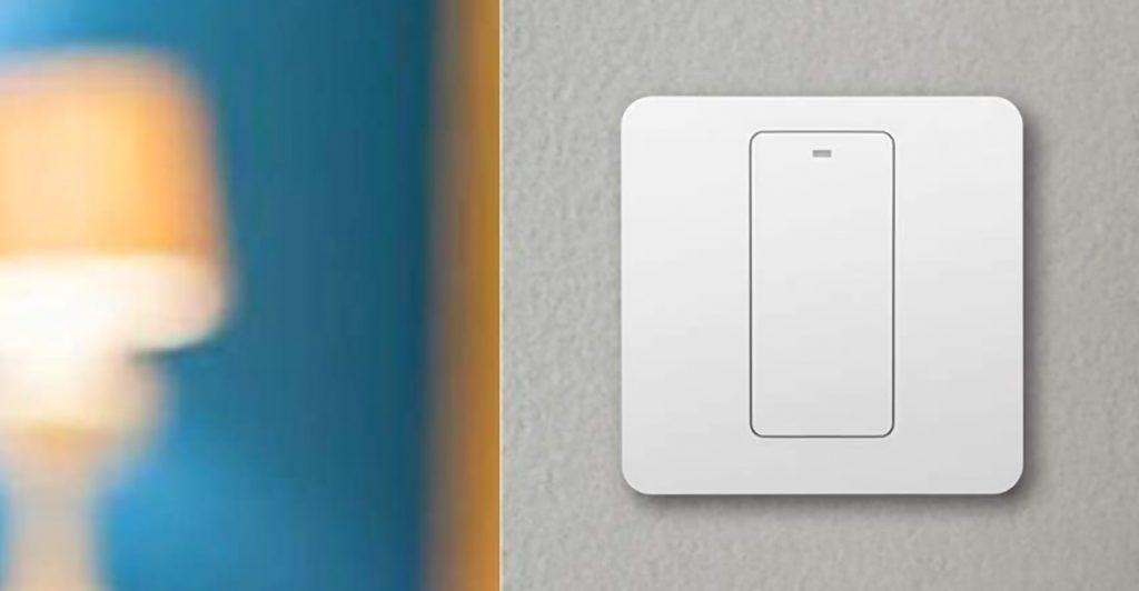 HomeKit Lichtschalter: Günstiger Wandtaster von Meross