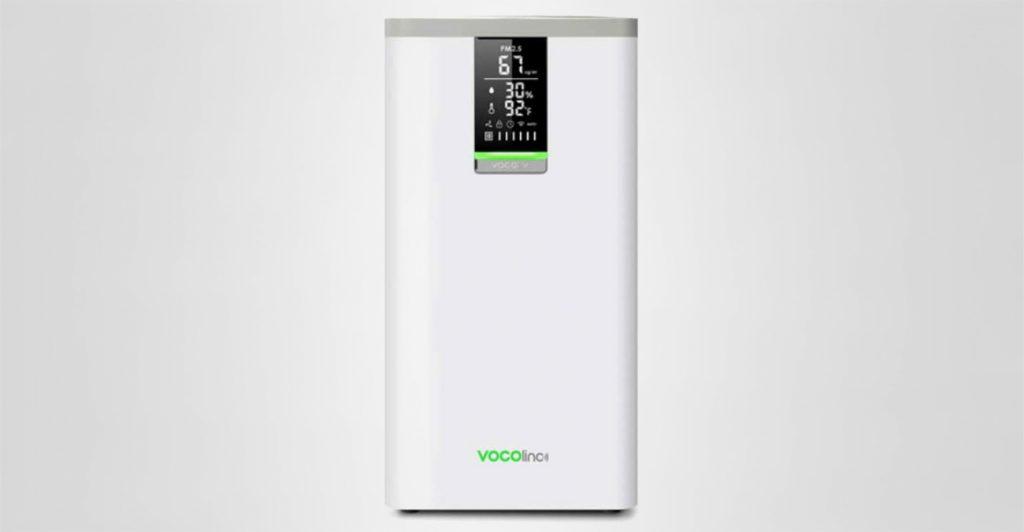Luftreiniger mit HomeKit