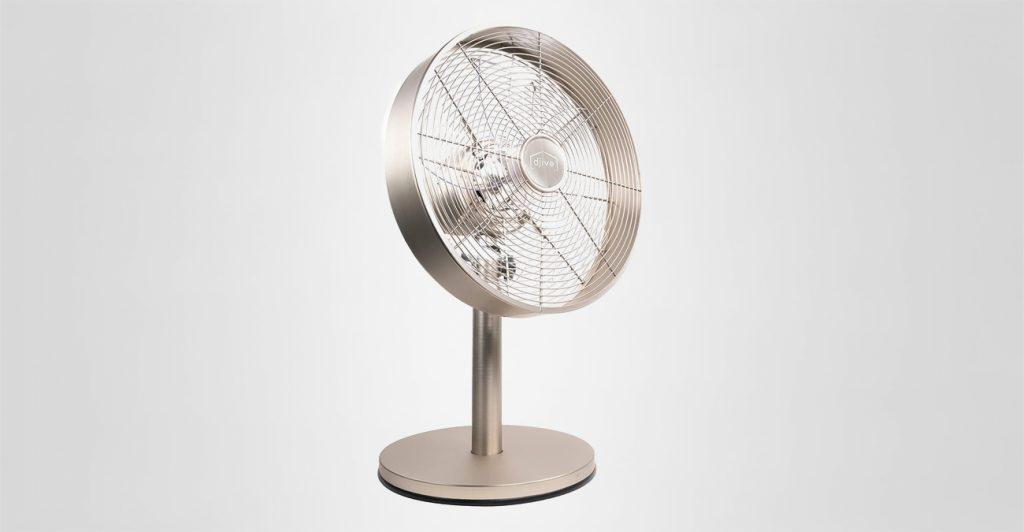 Alexa-kompatibler Ventilator