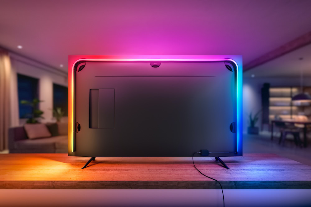 hilips Hue Play Gradient Lightstrip