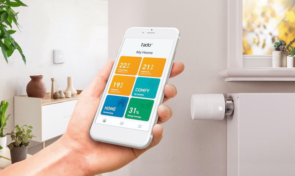 Mit einem Smart Home-System die Heizkosten senken