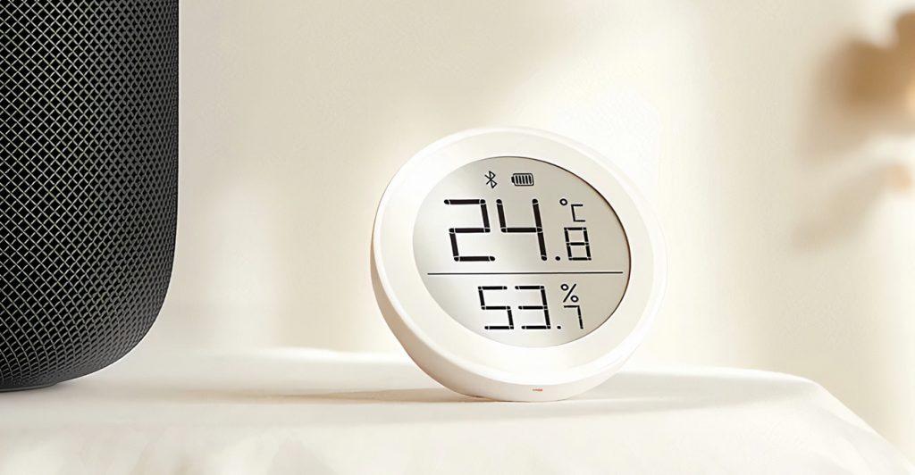 Günstiger HomeKit-Temperatursensor