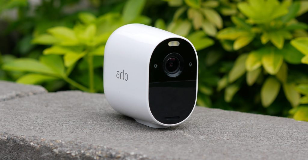 Arlo Essential Spotlight Test