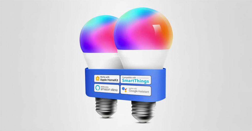 Günstige WLAN-Glühbirne