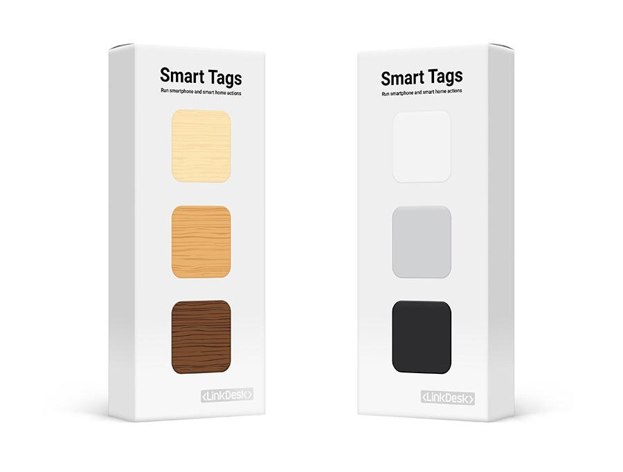 NFC Tags kompatibel mit Alexa und Ifttt