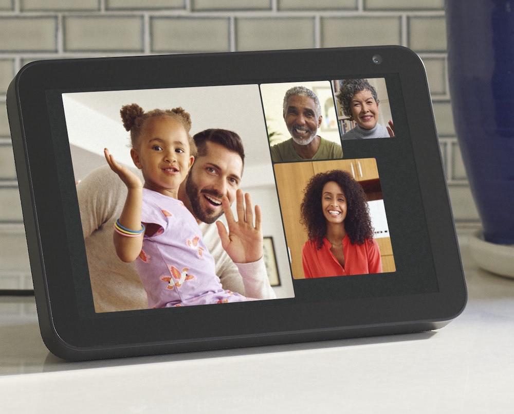 Amazon Alexa Videotelefonate mit Gruppen