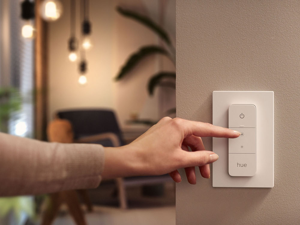 Philips Hue Dimmschalter 2021