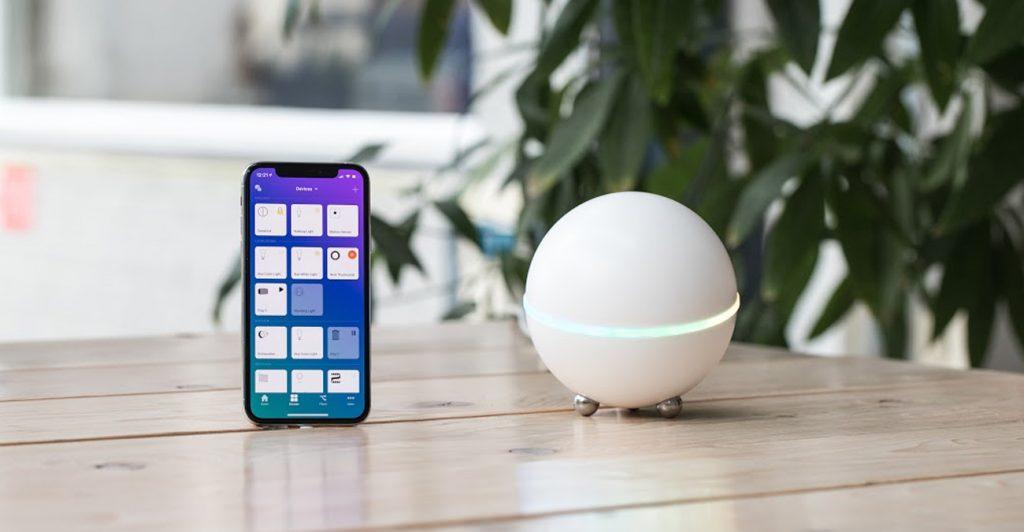 Homey Smart Home-System