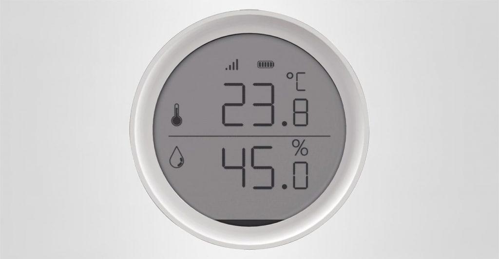 WLAN-Temperatursensor mit App