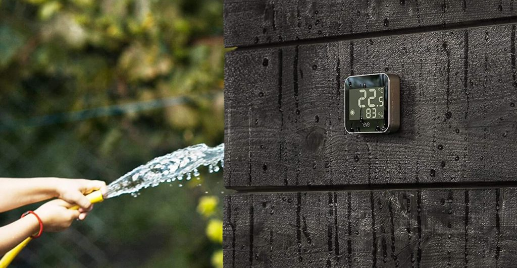 HomeKit Wetterstation