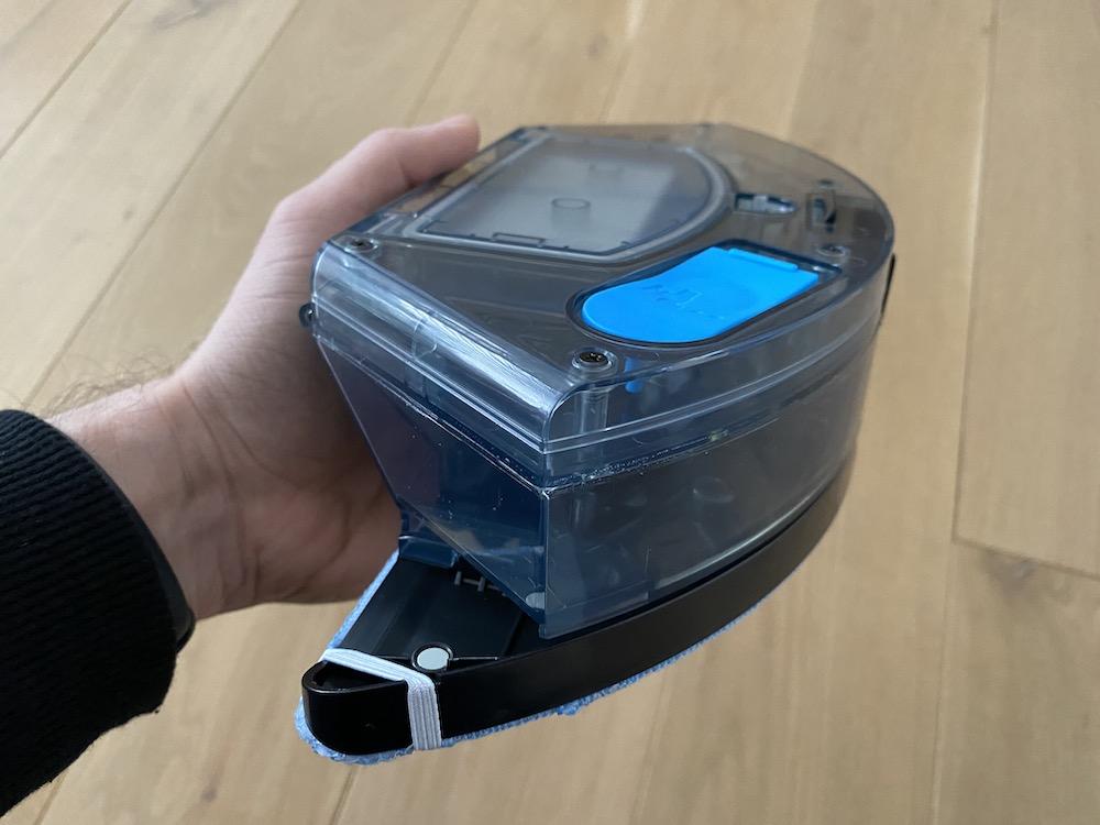 Staubbehälter für den Saug- und Wischroboter Tesvor S6 Turbo