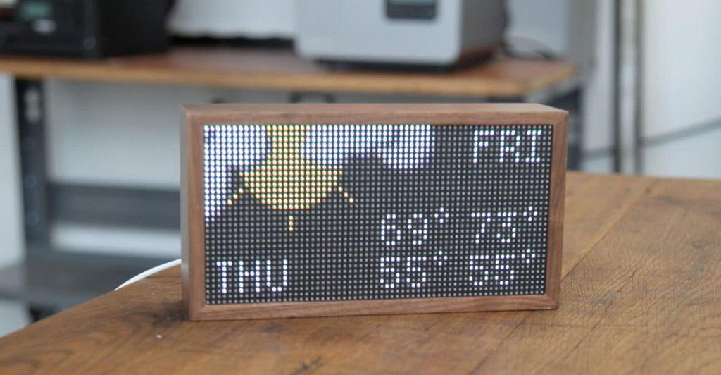 Smart Home Display Tidbyt