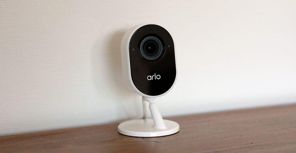 Arlo Essential Indoor Camera Test