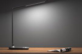 HomeKit-kompatible Schreibtischlampe