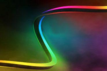 Twinkly LED Leuchtstreifen