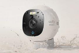 Eufy: Kleine Überwachungskamera ohne Abo-Gebühren