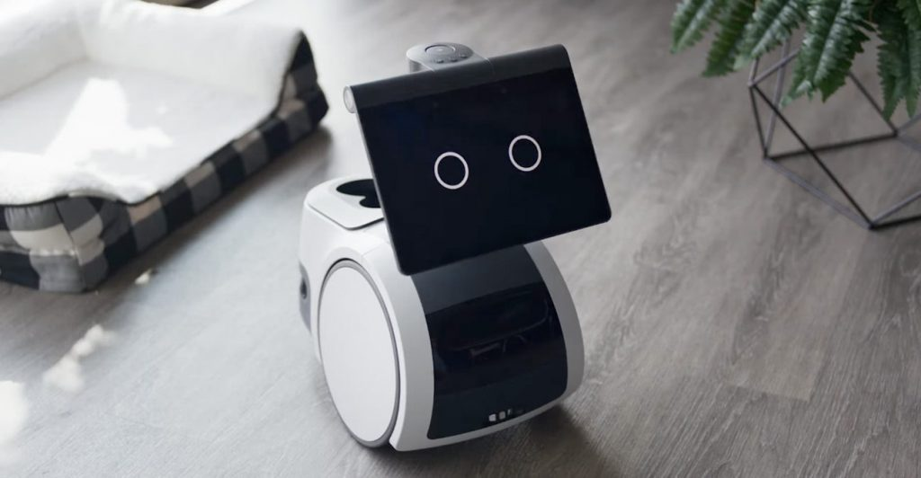 Amazon Astro Heimroboter