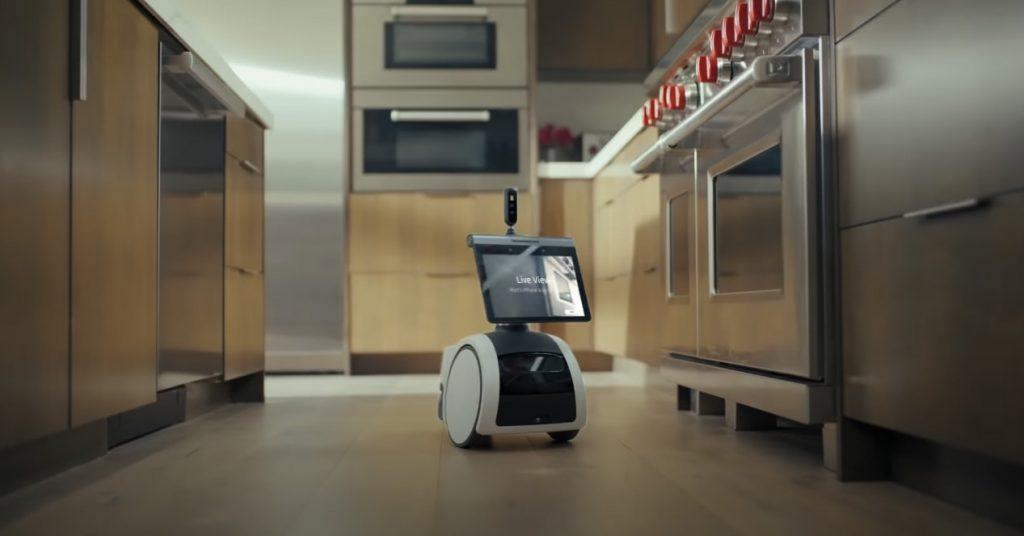 Heimroboter Amazon Astro