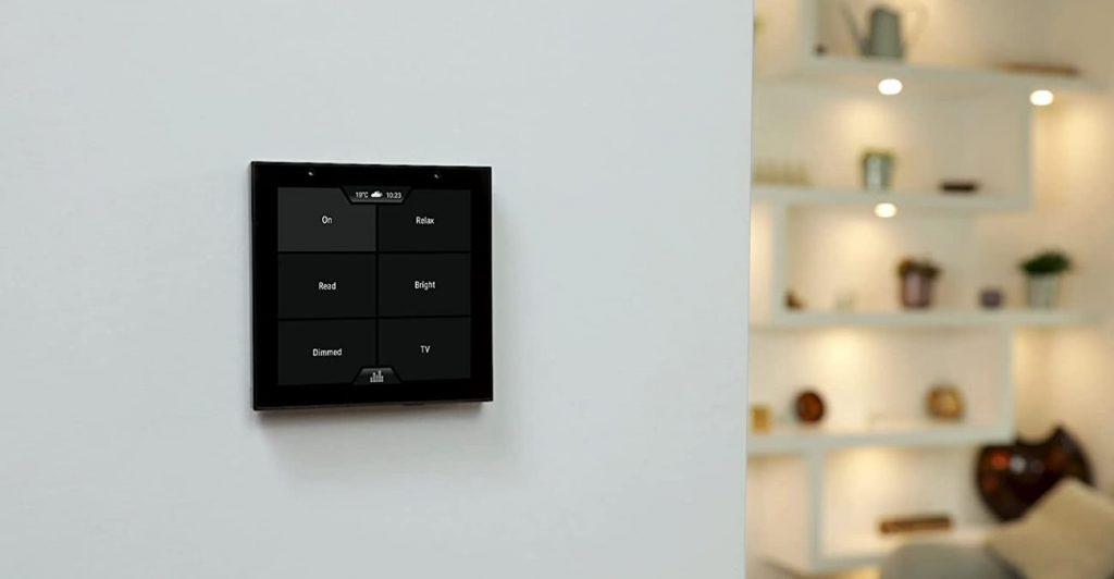 Lichtschalter für Philips Hue und Sonos